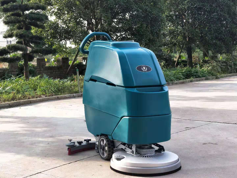 M3手推电瓶式洗地机,洁士M3手推式洗地机,手推式电动洗地机,电动手推式洗地机(2)