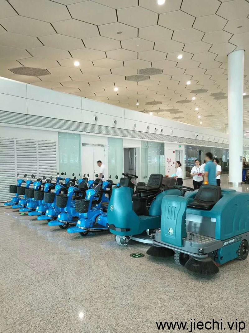 洗地机,扫地机,扫地车,清扫车,洗地车,拖地机,洗扫一体机厂家,浙江洁驰清洁设备有限公司